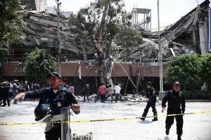 მექსიკაში მიწისძვრის შედეგად 220 ადამიანი დაიღუპა