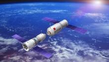ჩინეთის კოსმოსური სადგური დედამიწაზე ჩამოვარდება