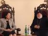 სალომე ზურაბიშვილმა და გარეგინ II-მ აფხაზეთში სომხური ეკლესიის საკითხზე ისაუბრეს