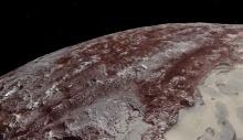 NASA-მ პლუტონისა და ქარონის თავზე გადაფრენის ვიდეოები გამოაქვეყნა