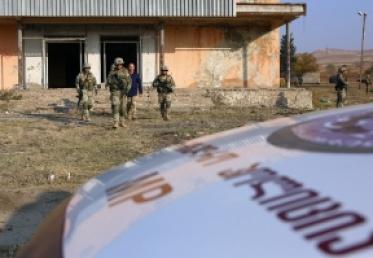 ვაზიანის ბრიგადის ტერიტორიაზე სამხედრო მოსამსახურემ თავი მოიკლა
