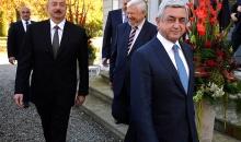 ილჰამ ალიევმა და სერჟ სარქისიანმა ჟენევაში ყარაბაღის კონფლიქტზე ისაუბრეს