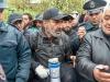 ერევანში საპროტესტო აქციების ორგანიზატორი ნიკოლ პაშინიანი დააკავეს