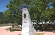 თიანეთში ეროვნული გმირის ზურაბ იარაჯულის სახელობის პარკი და მემორიალი გაიხსნა