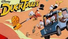 """""""დისნეიმ"""" მულტსერიალი DuckTales 30 წლის შემდეგ გააცოცხლა"""