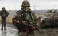 აღმოსავლეთ უკრაინაში საარტილერიო დაბომბვისას ცხრა უკრაინელი ჯარისკაცი დაიღუპა