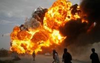 პაკისტანში ნავთობის ტანკერის აფეთქების შედეგად 140 ადამიანი დაიღუპა