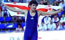 რამაზ ზოიძეს ევროპის 23-წლამდელთა ჩემპიონატის ოქროს მედალი გადაეცემა