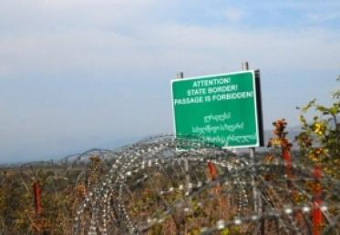 რუსმა სამხედროებმა კასპის რაიონის 4 მცხოვრები დააკავეს