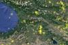 საქართველოში 4.6 მაგნიტუდის სიმძლავრის მიწისძვრა მოხდა