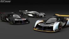 """""""მაკლარენმა"""" ვირტუალური კონცეპტი Ultimate Vision Gran Turismo წარადგინა"""