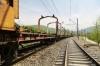 ხარაგაული - ლაშეს მონაკვეთზე მატარებლები ორლიანდაგიან ხაზზე იმოძრავებენ