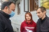 დეპუტატ ირაკლი ჩავლეიშვილისთვის თავზე ნაგვის დაყრის გამო ირაკლი ფანგანი დააკავეს