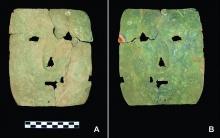 3000 წლის წინანდელმა სპილენძის ნიღაბმა შესაძლოა ისტორია ხელახლა დაწეროს