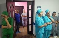 თერჯოლაში 2 წლის ბავშვის გარდაცვალებაში ექიმებს ადანაშაულებენ
