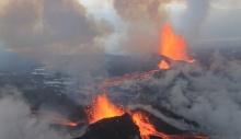 ისლანდიის უდიდესი ვულკანი ამოფრქვევისთვის ემზადება